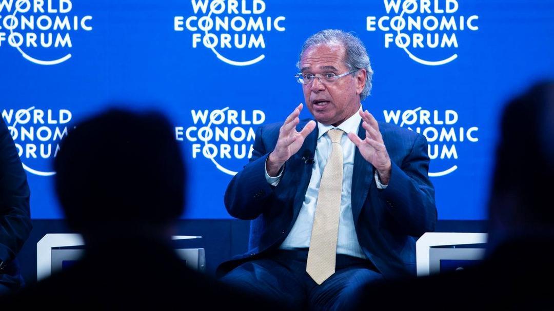 De Guedes a Mike Tyson: lições de Davos sobre as contradições da veloz economia