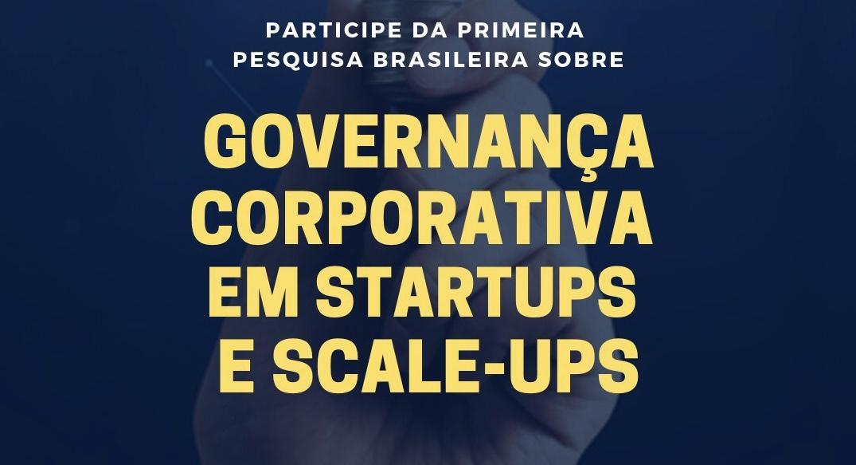 Participe da Pesquisa IBGC sobre Governança para Startups e Scaleups