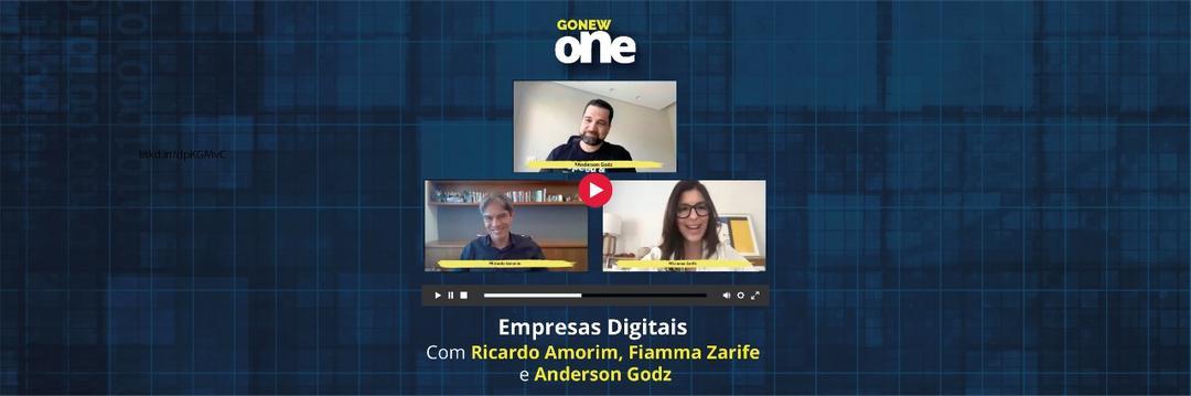 Fiamma Zarife, diretora do Twitter no Brasil, discutiu empresas digitais no GonewONE