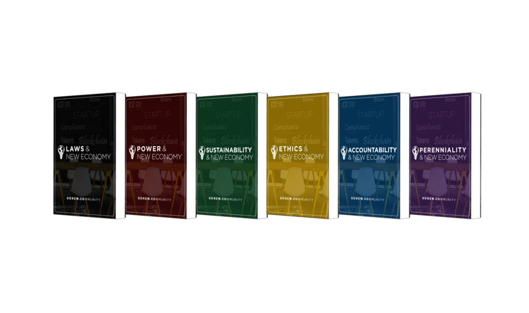Série de E-Books e Books da Comunidade Governança & Nova Economia