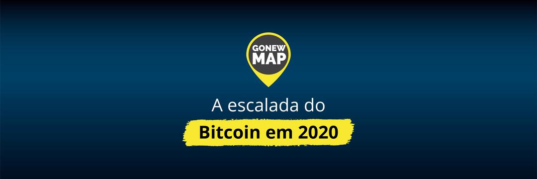 Gonew Map: a escalada do Bitcoin