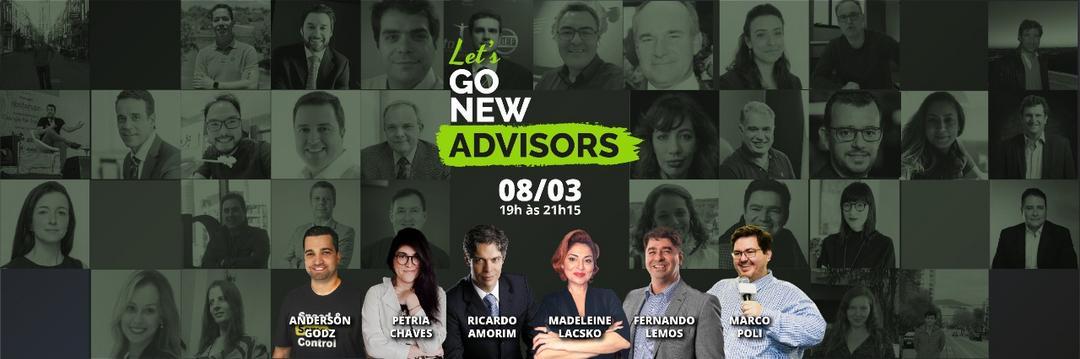 #GoNewAdvisors: um debate sobre Big Techs e Governos