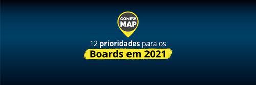 As prioridades para os Boards em 2021