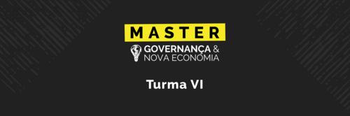 Master Governança & Nova Economia - Turma VI