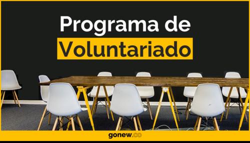 Inscrições para o Programa Voluntariado Master 2020 estão abertas