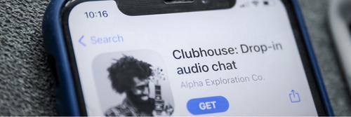 Clubhouse prova que, na tecnologia, nada é tão novo e nada é tão velho