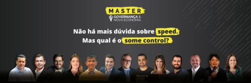 Master em Governança & Nova Economia: últimas vagas para a Turma VIII
