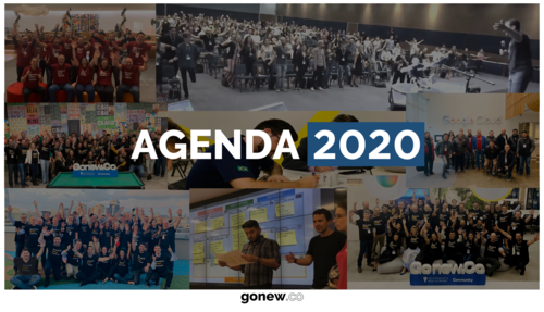 """Agenda 2020: Crie empresas velozes com """"algum"""" controle!"""