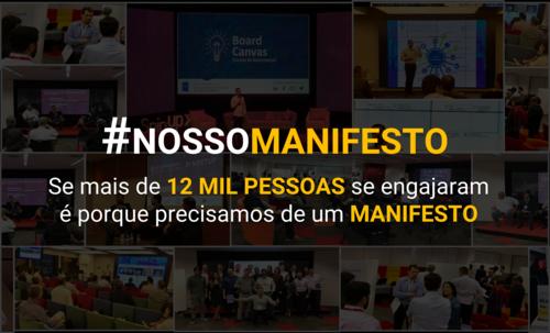 #NOSSOMANIFESTO