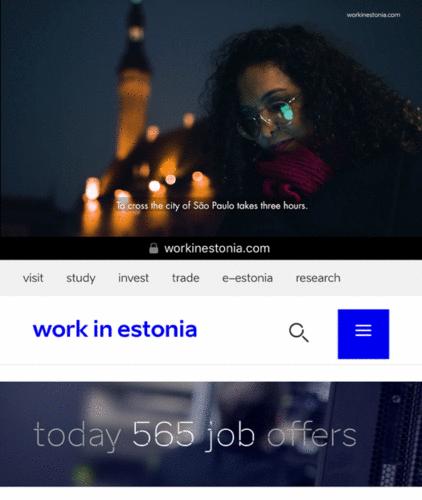 A Estônia vai roubar os talentos da sua empresa