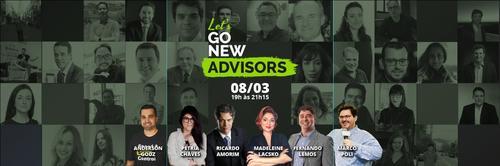 GoNewAdvisors: Big Techs e Governos, novo eBook e uma nova turma de Conselheiros Certificados