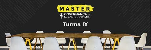 Acesse aqui o Master Turma IX