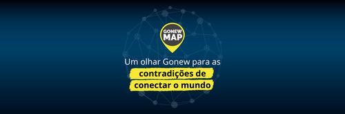 Gonew Maps: um olhar Gonew para as contradições de conectar o mundo