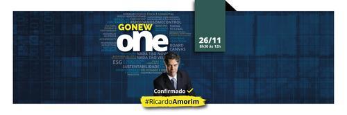 Save the date: GonewONE vai debater o novo poder, monopólios digitais e outros temas atuais