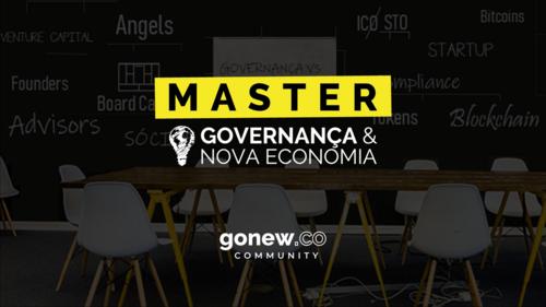 Master Governança & Nova Economia - SPIV