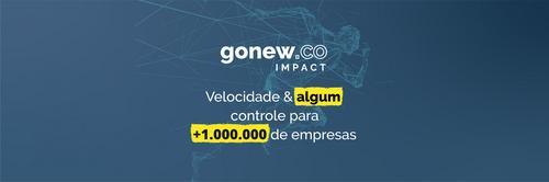 Inscrições abertas para a primeira edição gratuita do GonewImpact